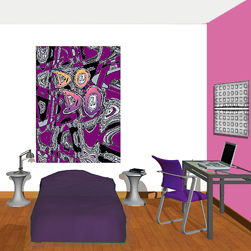 Quatre décors différents pour une chambre d\'ado - Deco Blog Creamint