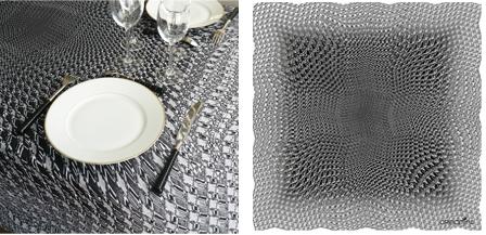 nappes sur mesure deco blog creamint. Black Bedroom Furniture Sets. Home Design Ideas