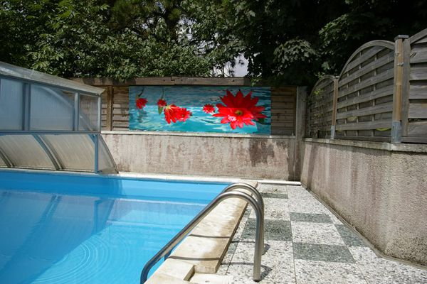 D coration de piscine ext rieure deco blog creamint for Decoration piscine exterieure