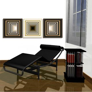 accrochage des tableaux deco blog creamint. Black Bedroom Furniture Sets. Home Design Ideas