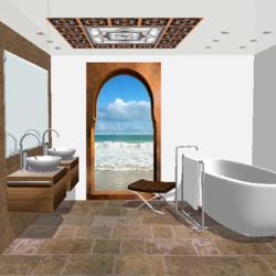 Salle-de-bain-design-oriental-2-arcade-sur-mer-creamint